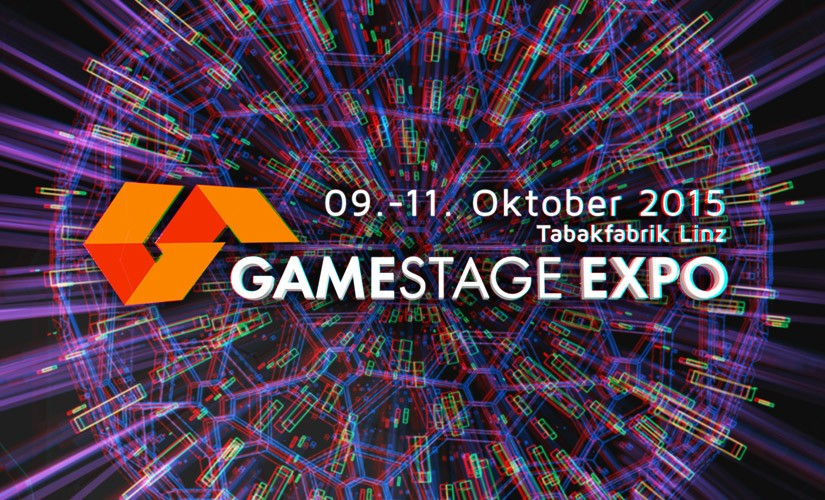 GameStage Expo 2015 Anaglyph Header